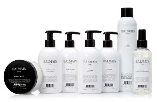 Produits Balmain - Coiffeur Sable Blond